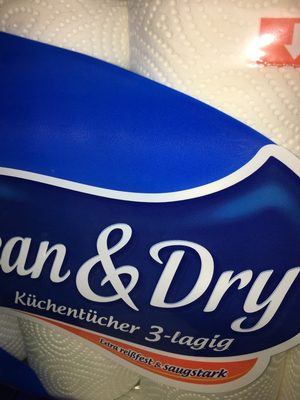 Küchenrollen - paper towels - Product - en
