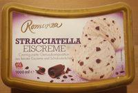 Stracciatella Eiscreme - Produkt