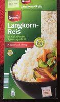 Langkorn-Reis - Product