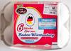 6 frische Eier aus Baden-Württemberg - Product