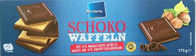 Schokowaffeln - Product