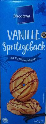 Vanille Spritzgebäck - Produit - de