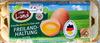 Frische deutsche Eier aus Freilandhaltung - Produkt