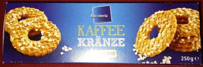KAFFEE KRÄNZE mit Hagelzucker - Product - de