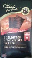 Edelbitter schokolade orange - Product