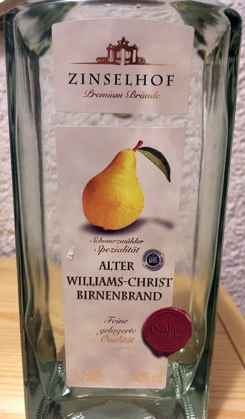 Alter Williams-Christ Birnenbrand - Product - de