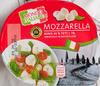 Mozzarella Minis 45 % Fett i. Tr. - Product