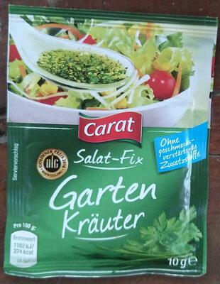 Salat Fix Garten Kräuter . Carat - Product