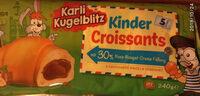 Kinder Croissants - Produit - de