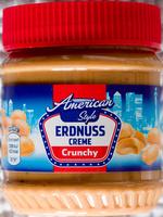 Erdnuss Creme Crunchy - Product