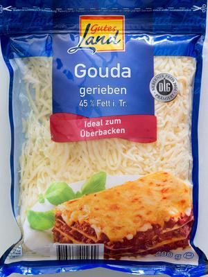Gouda gerieben 45% Fett i. Tr. - Product