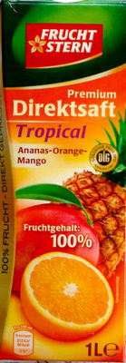 Premium Direktsaft Tropical - Product
