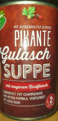 Gulaschsuppe - Produkt - de
