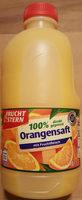 Fruchtstern - Orange 100% Direktsaft Mit Fruchtfleisch - Product - de