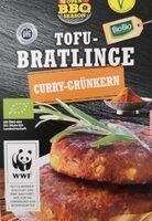 Tofu-Bratlinge Curry-Grünkern - Product - de