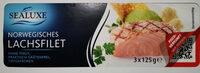 Norwegisches Lachsfilet - Produkt - de