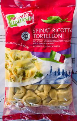 Spinat-Ricotta Tortellini - Product