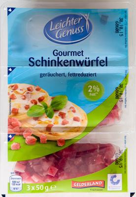 Gourmet Schinkenwürfel - Product