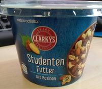 Clarkys Studenten Futter - Produit - de