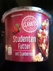 Studentenfutter mit Cranberries - Product