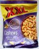 Cashews geröstet und gesalzen - Product