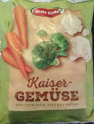Kaisergemüse - Produit - de