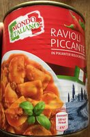 Ravioli Piccante - Produkt