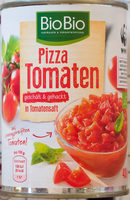Pizza Tomaten - Produit - de