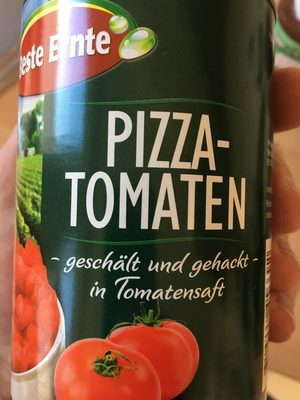 Pizza-Tomaten - Produit - fr