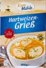 Hartweizen-Grieß - Produkt