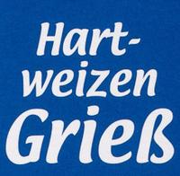 Hartweizen-Grieß - Ingredienti - de