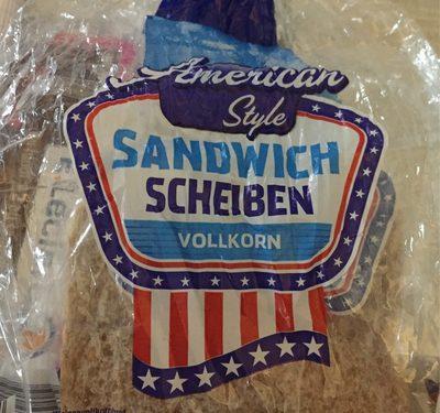 American Style Sandwich Scheiben - Produkt