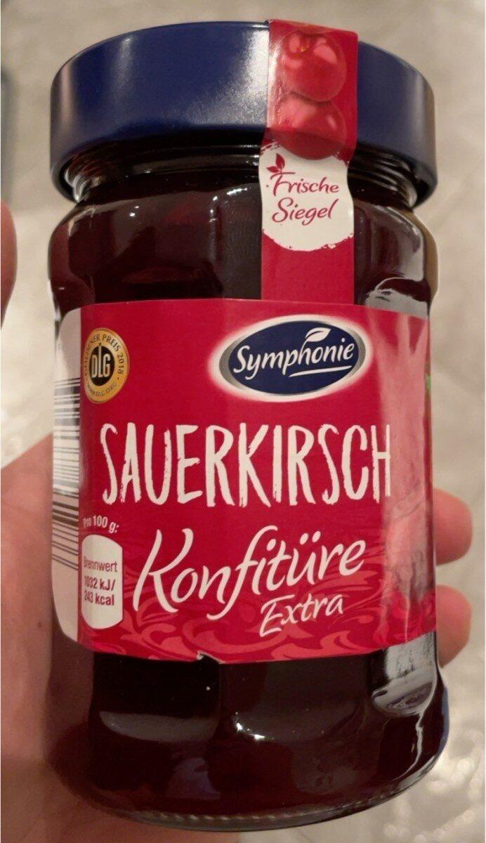Sauerkirsch Konfitüre Extra - Product - de