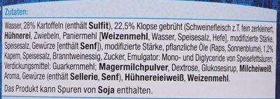 Königsberger Klopse - Zutaten - de