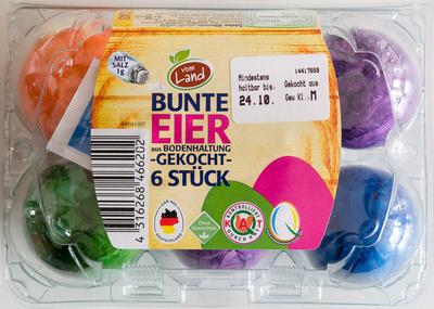 Bunte Eier - Produkt
