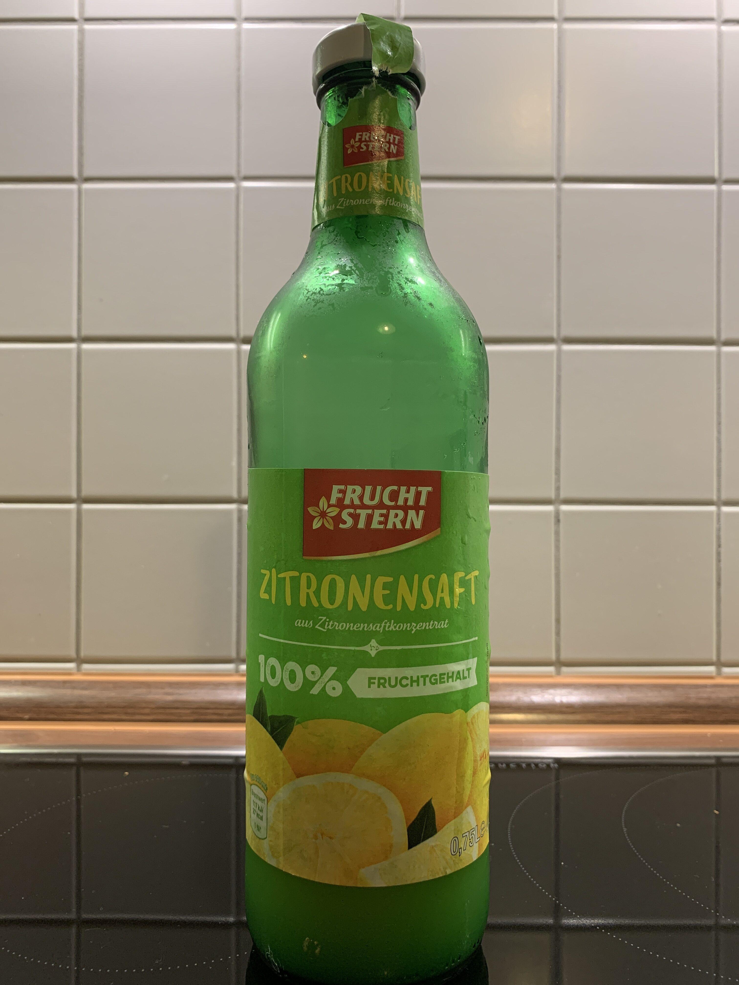 Zitronensaft - Produit - de