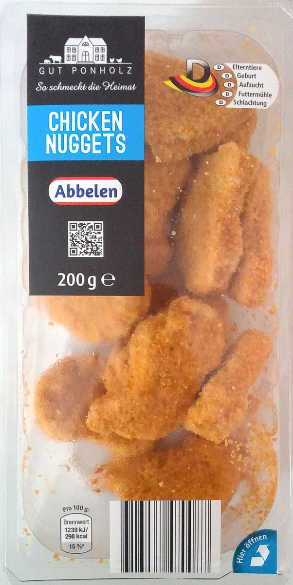 Chicken Nuggets - Product