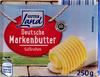 Deutsche Markenbutter Süßrahm - Product