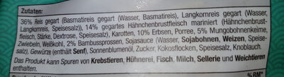 Nasi Goreng - Ingrediënten