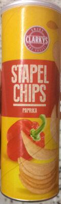 Stapel Chips Paprika - Produit - de