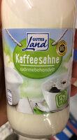 Kaffeesahne - Produit