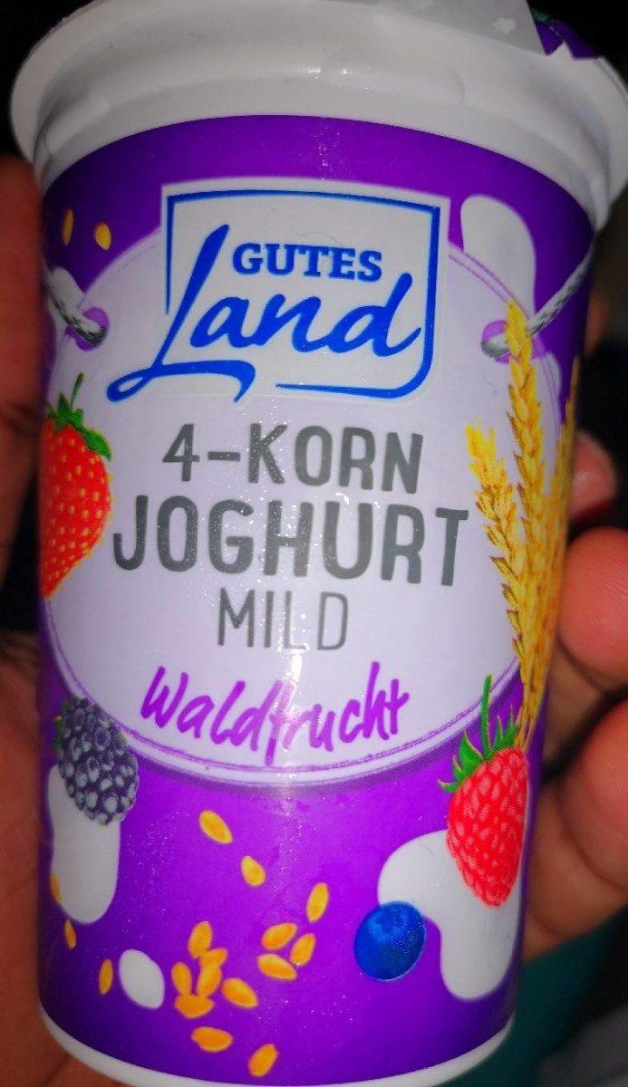4-korn joghurt - Produit - fr