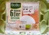 6 deutsche Eier - Produkt