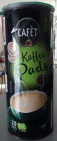 Kaffee Pads klassik - Produkt