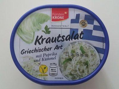 Krautsalat griechischer Art - Produkt