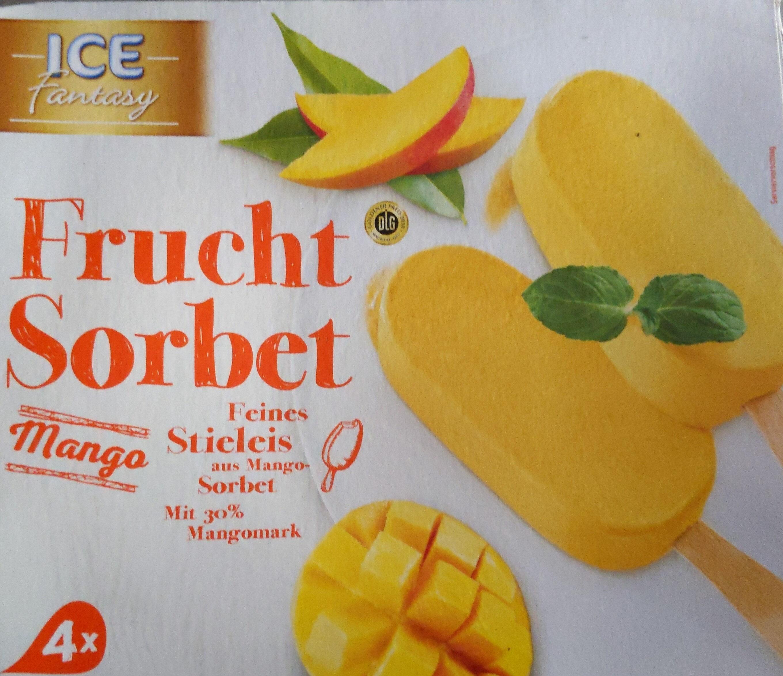 Frucht Sorbet - Produkt - de
