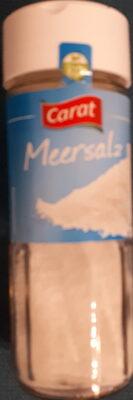 Meersalz - Produkt