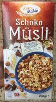 Schoko Müsli - Product