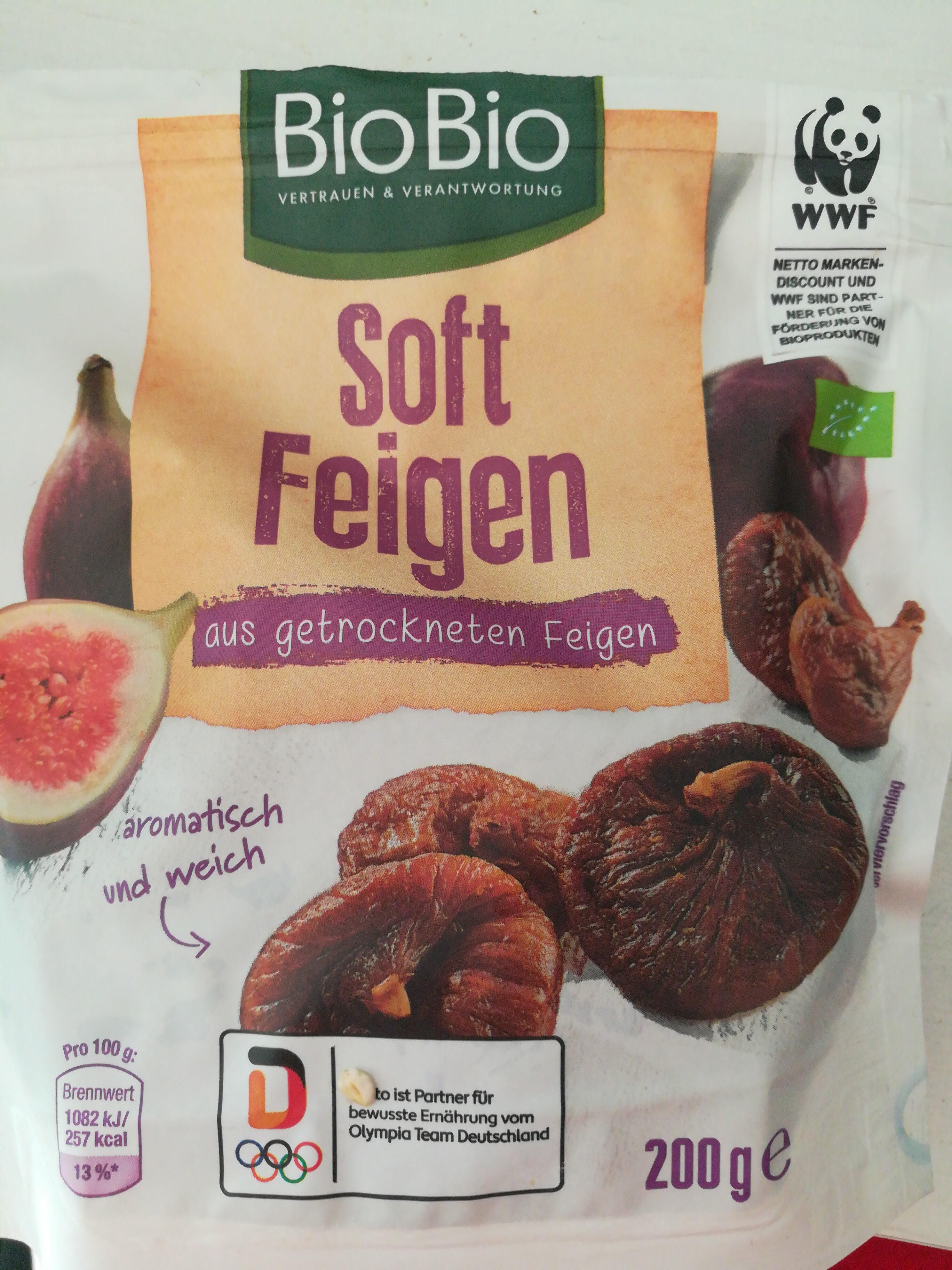 Soft Feigen aus getrockneten Feigen - Produit - de