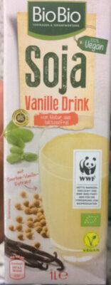 Soja Vanille Drink - Product - de